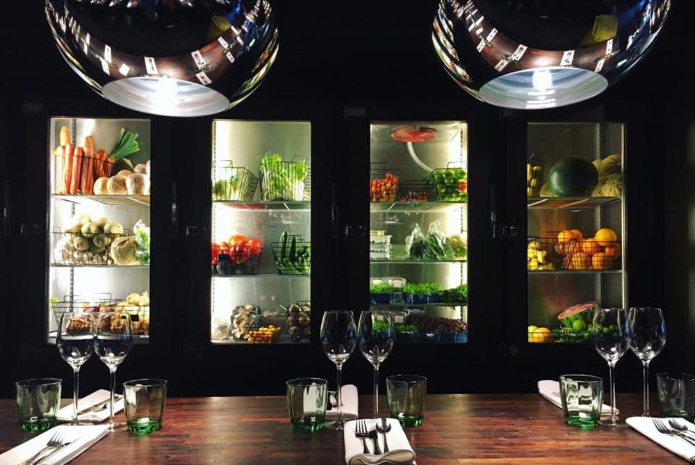 Was für ein schönes Interior Design im Restaurant Envy in Amsterdam. Ob es auch so gut schmeckt, wie es aussieht?