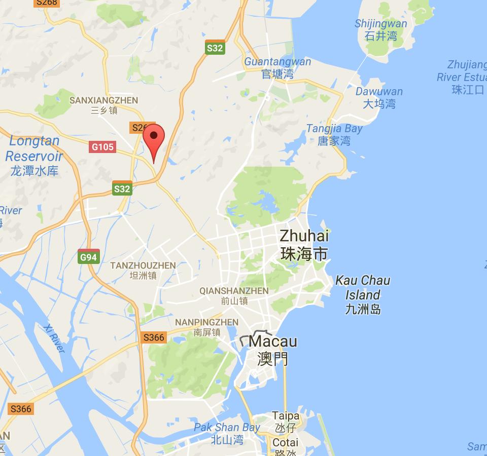 Guhe village on Google maps.