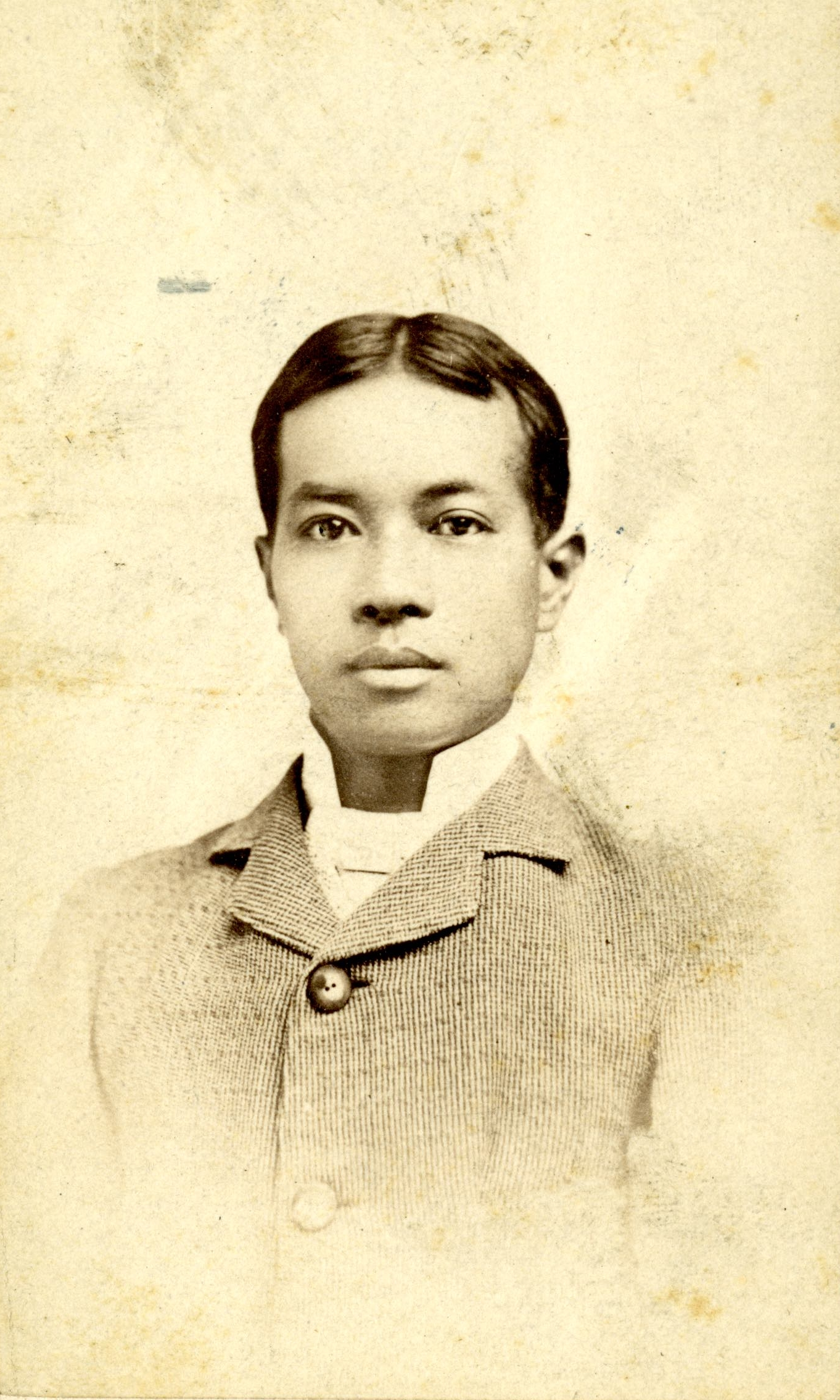 Tyng Se Chung, ca. 1872. 2-2-40. Thomas E. LaFargue Papers, 1873-1946, courtesy Manuscripts, Archives, and Special Collections (MASC), Washington State University Libraries.