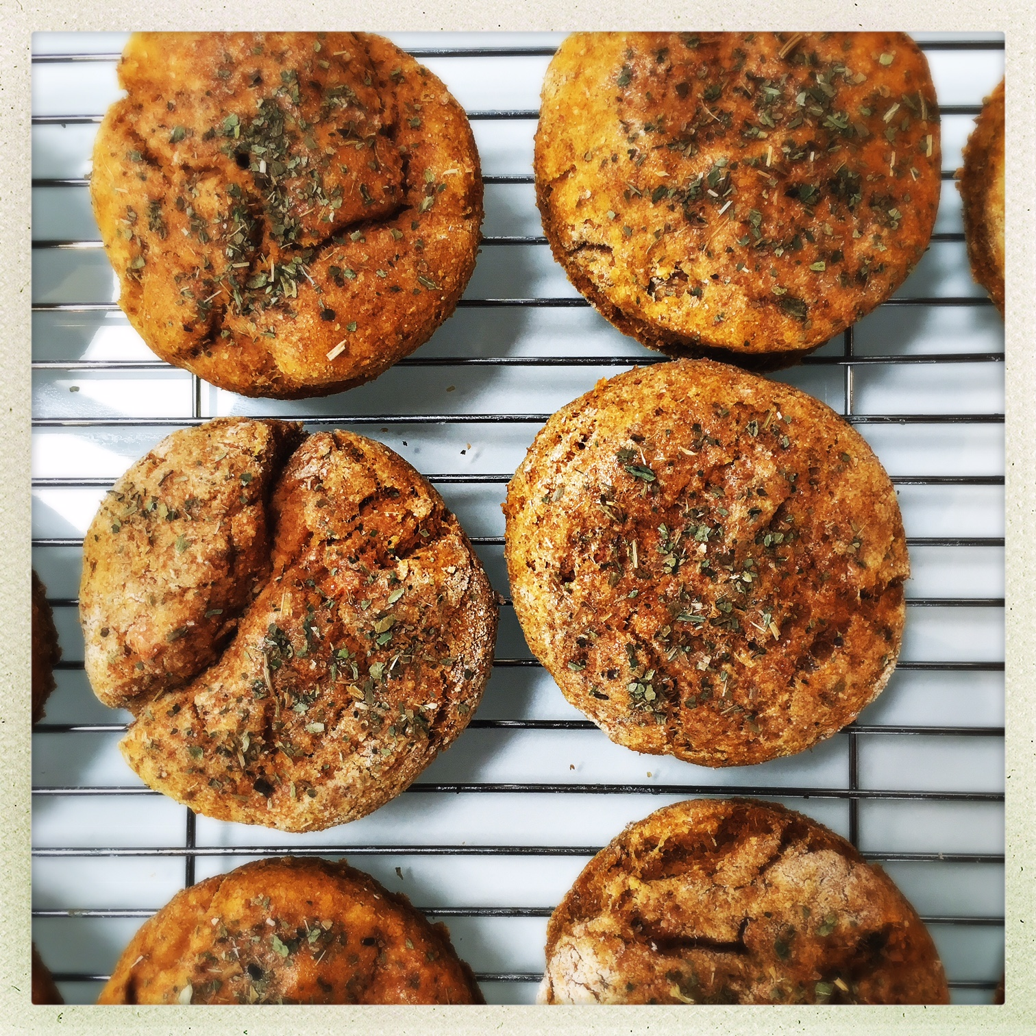 sweet potato biscuits on wire rack.jpg