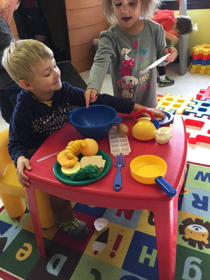 UNSTRUCTURED PLAY TIME