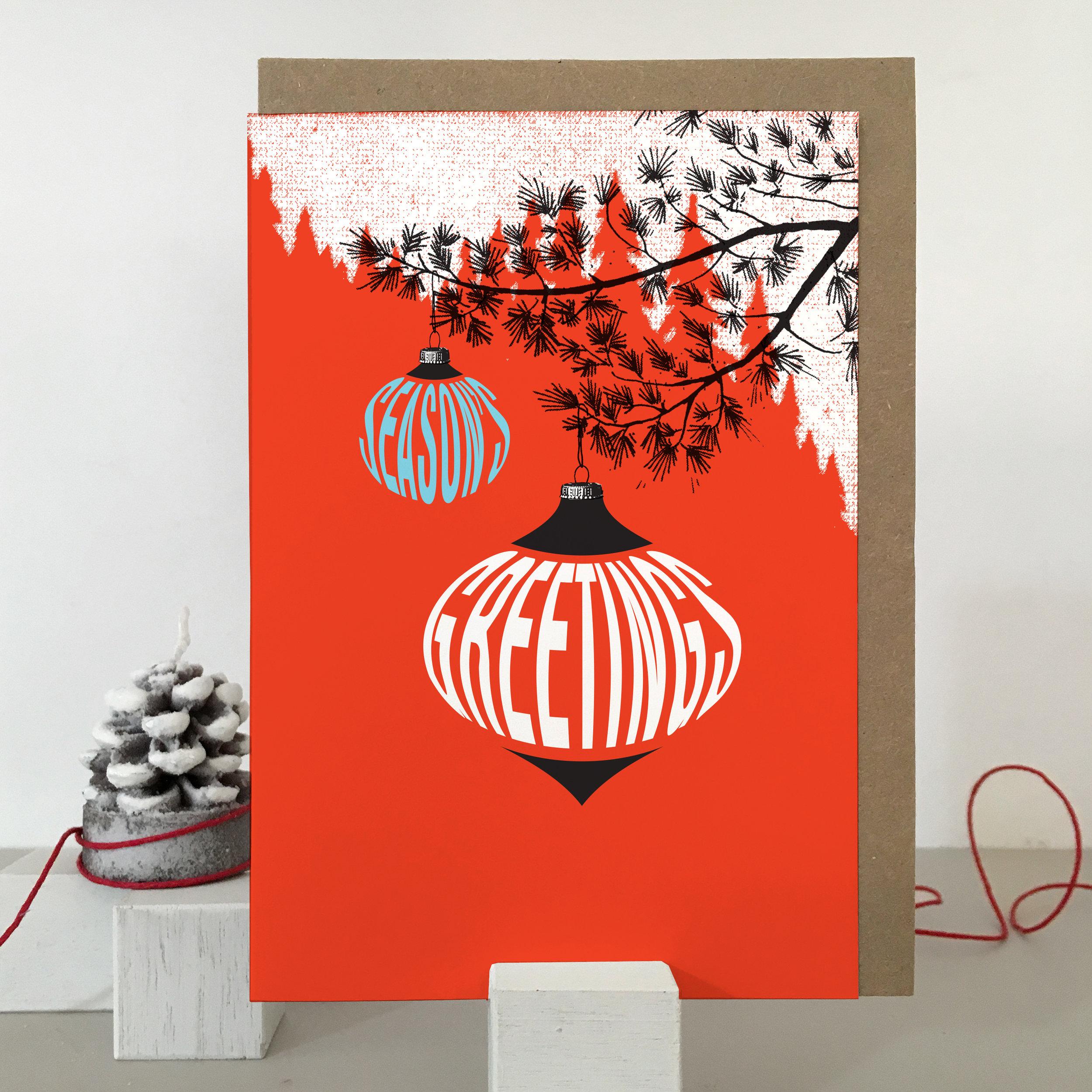 Christmas Card: XBB03_SG_red