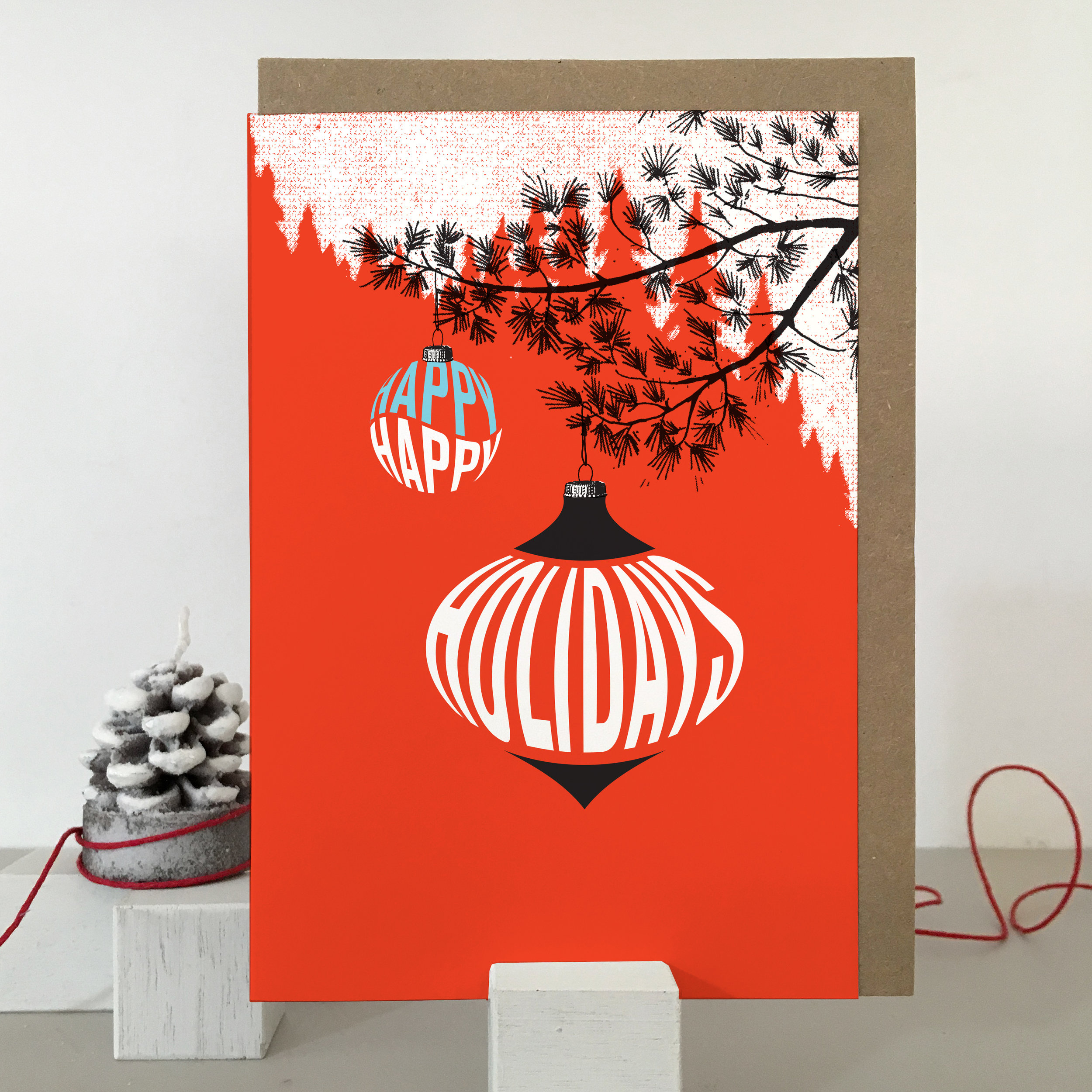 Christmas Card: XBB04_HH_red