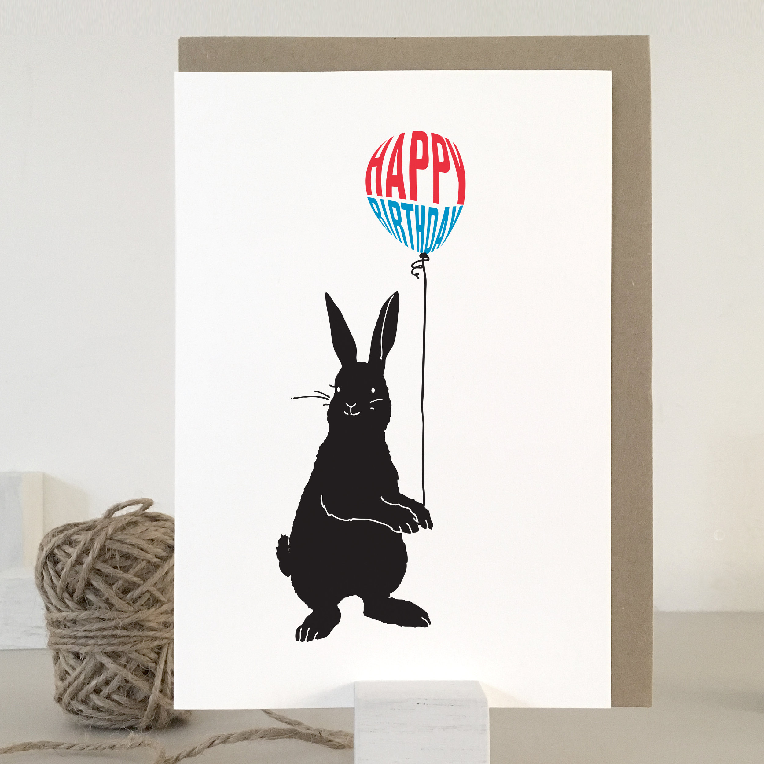 Rabbit card: