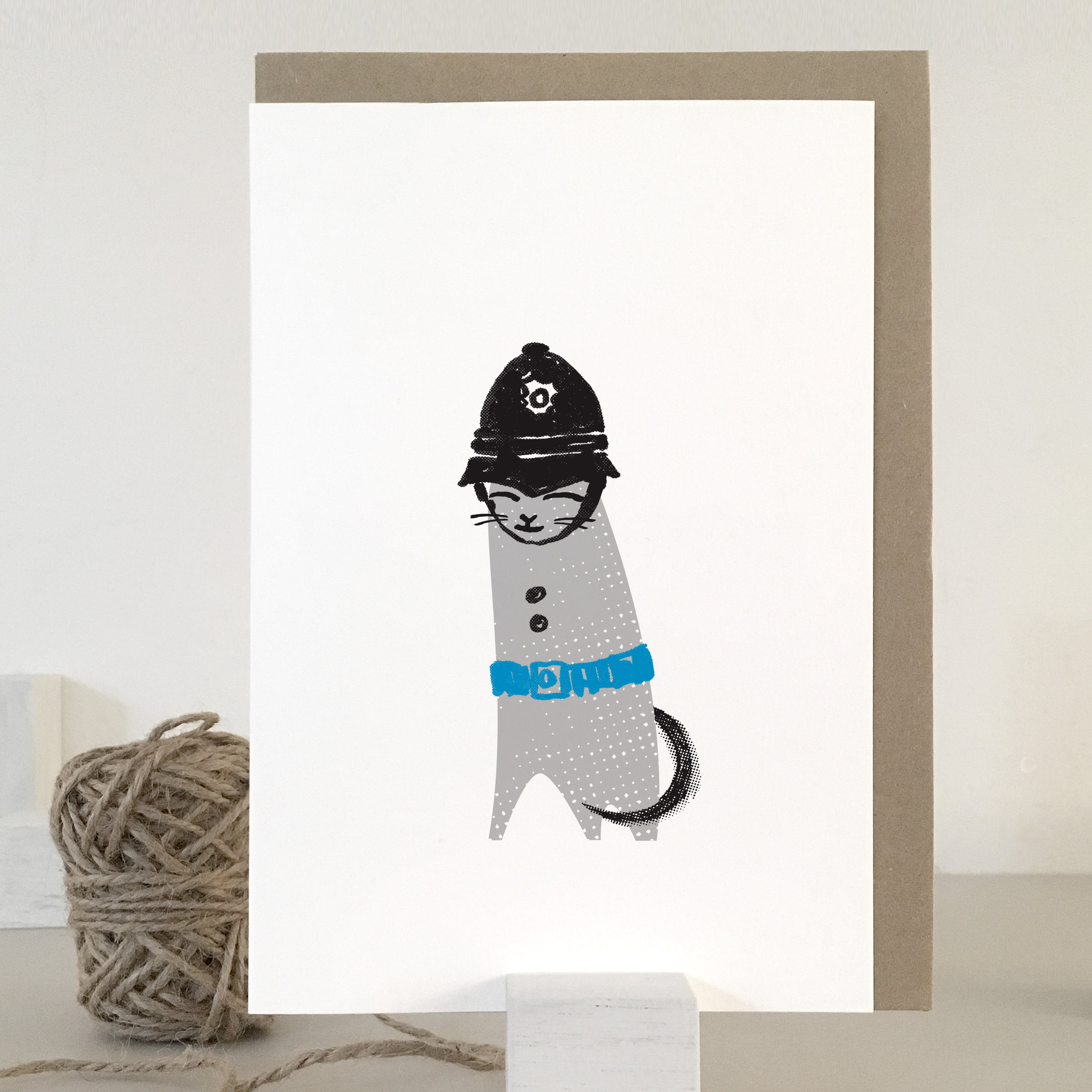 London Cats card: KC52