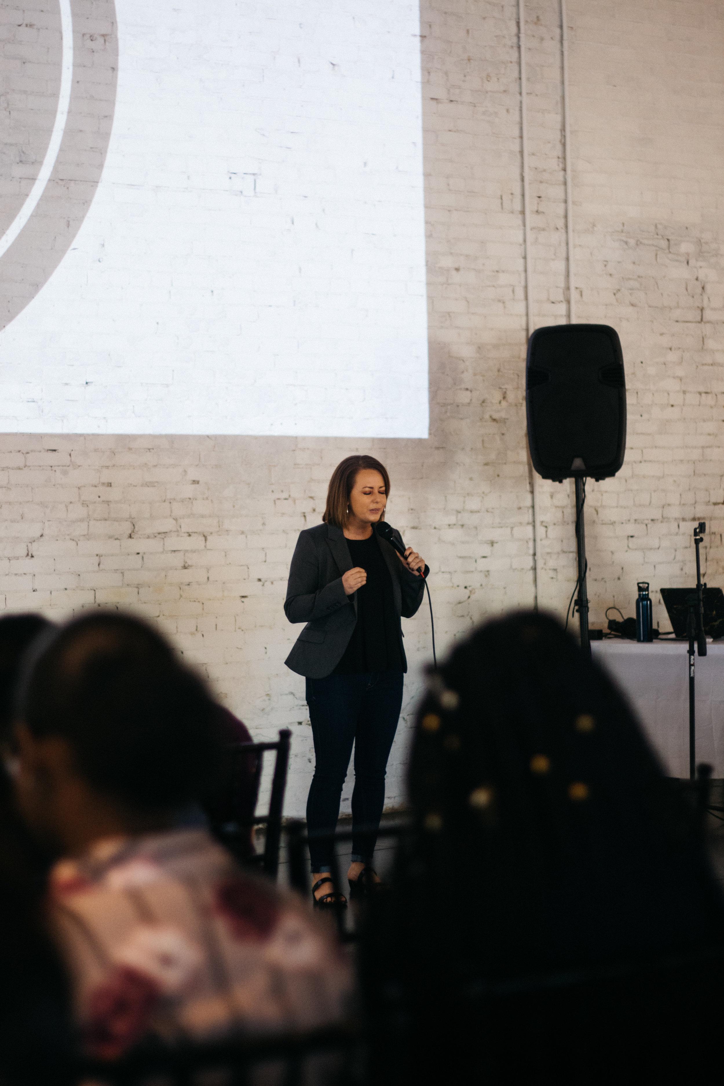 Sarah Praying Fall event.jpg