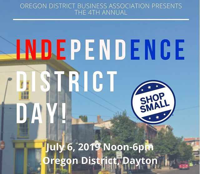 During District Day we celebrate all of our independent small business owners and the greater small business community! We're accepting booth applications from crafters, artists, small business owners, and non-profits right now! All of the details are available at www.theoregondistrict.org! . 📸 Share your experience with us! @theoregondistrict #oregondistrict #theoregondistrict . #dayton #daytonohio #daytoninspires #downtowndayton #datedayton #dateyourcity #roamohio #inspiredbyohio #ohiofindithere #ohiobeautiful #ohioexplored #naturalohio #ohiomade #ohiogram #greatmiamiriverway #miamivalley #miamivalleyohio #shopsmall #shopsmallsaturday #shopsmalleveryday #supportlocalbusiness #supportindependentbusiness #localbusiness #independentbusiness