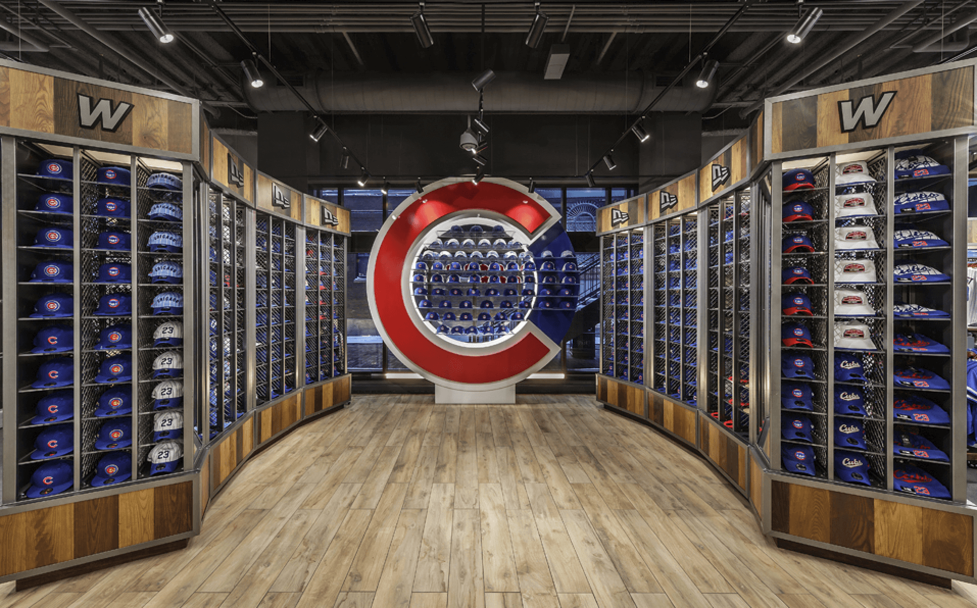 Cubs Team Store - The two-story flagship store holds everything from baseball hats to memorabilia including carefully crafted collections, a customization bar for personalizing items and fan-favorite apparel.3637 N Clark StreetChicago, IL 60613773-975-3636