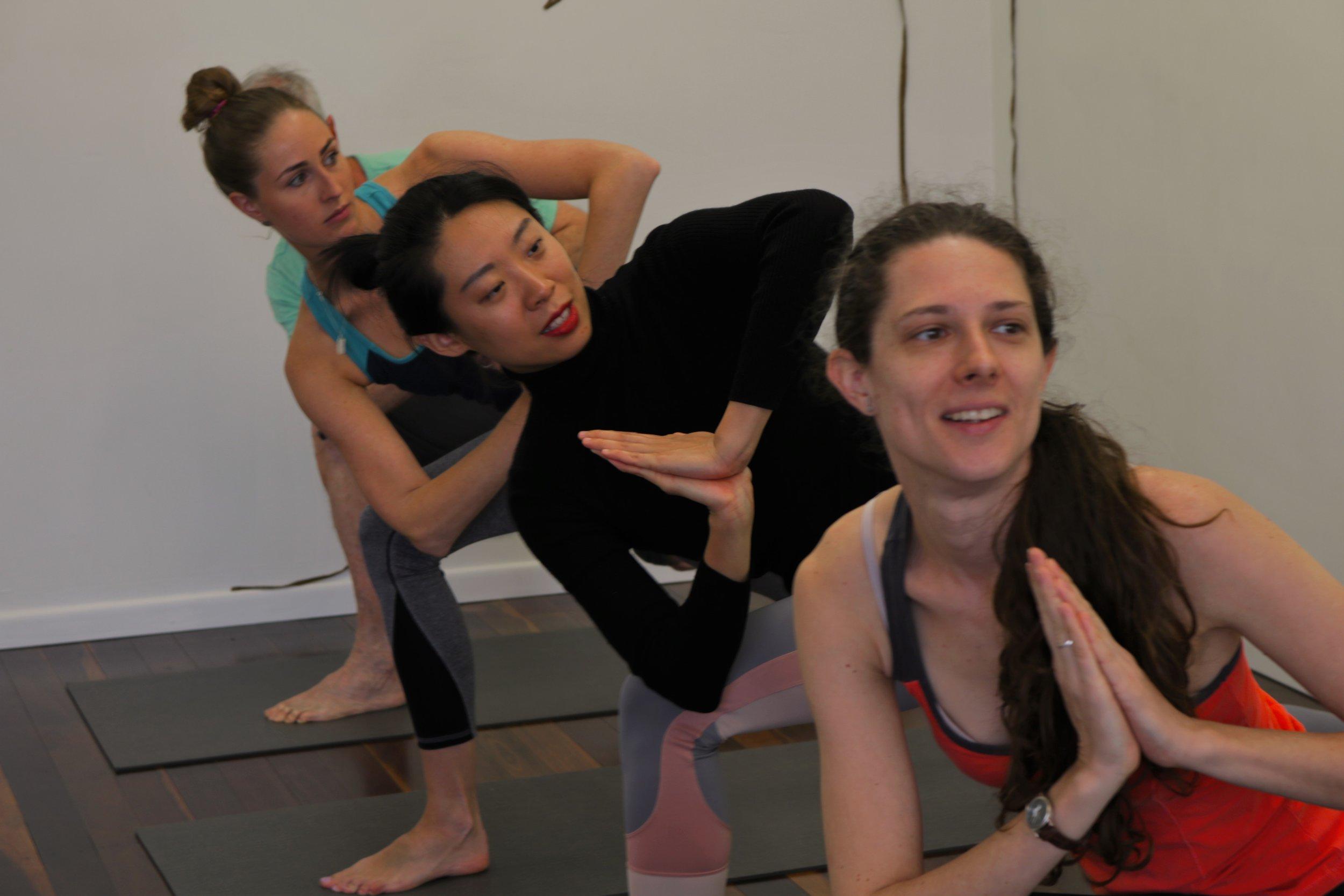 General Yoga & Vinyasa Yoga Classes