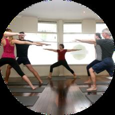General Yoga Classes in The Gap