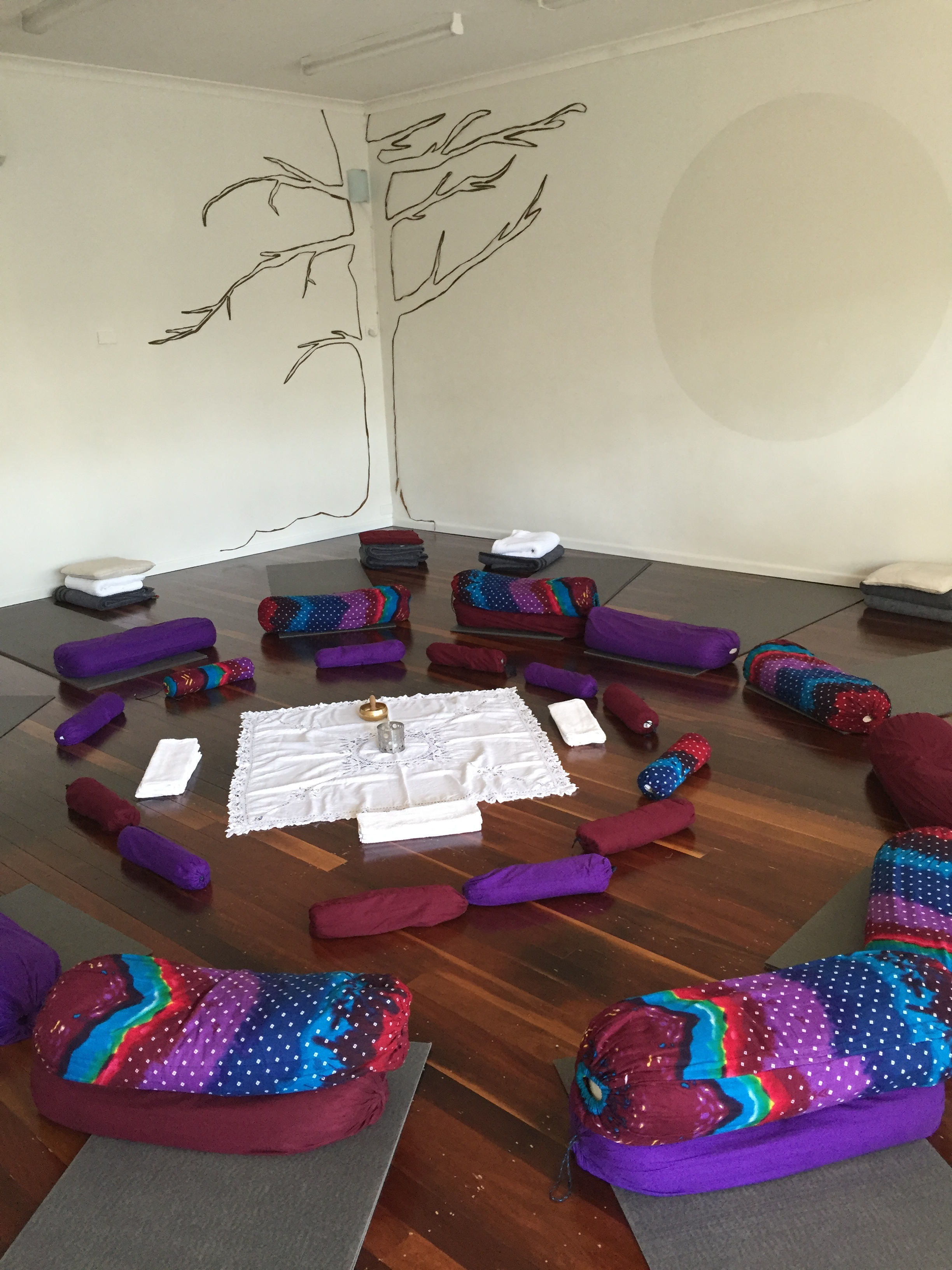 Yoga Courses in The Gap