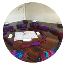 Yoga and meditation retreat in The Gap