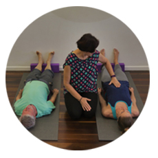 Yoga therapy for insomnia course