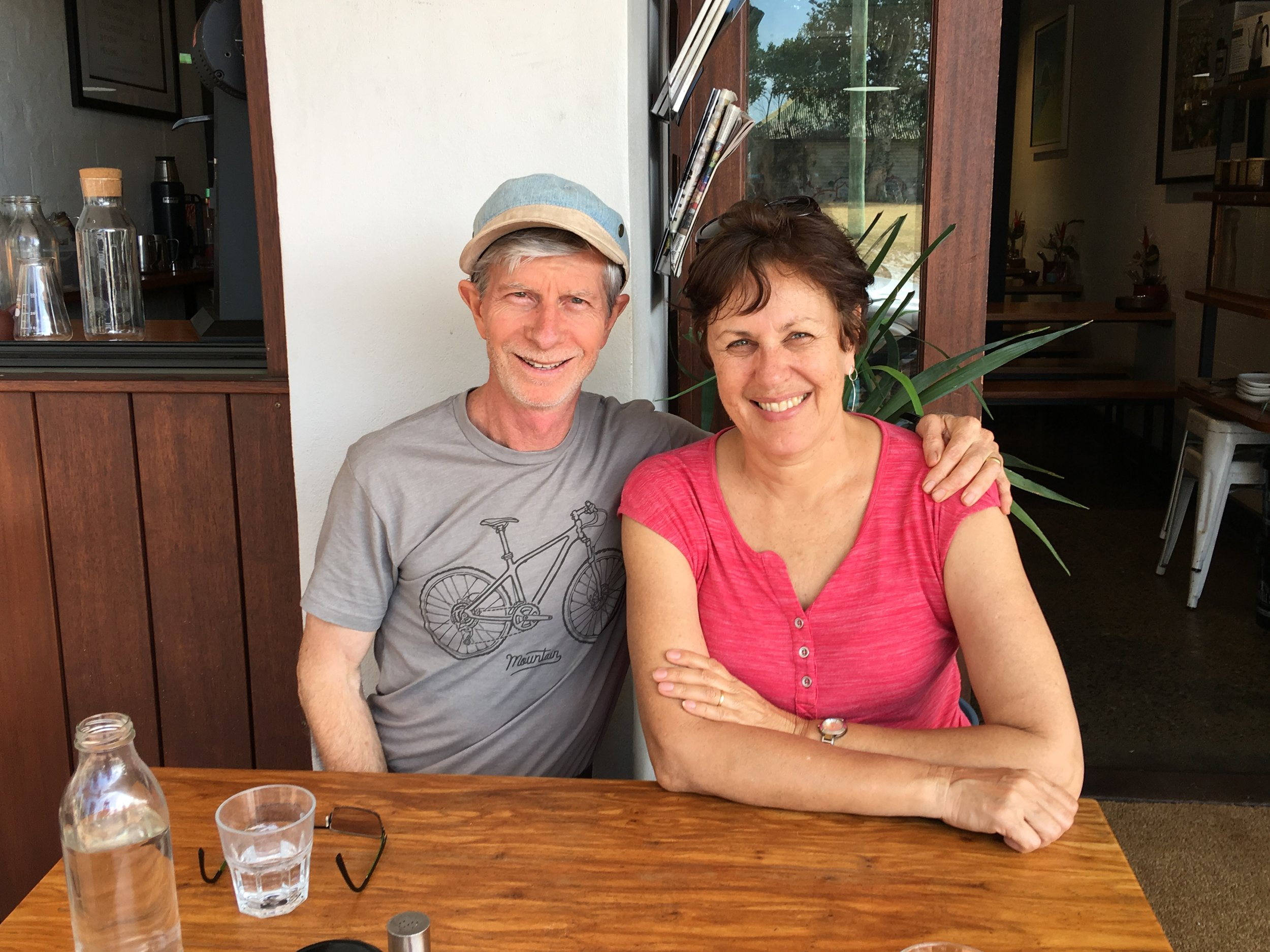 - Our teachers - Our retreat leader, Sonja is a qualified and very experienced Physiotherapist, Yoga therapist and Yoga teacher. Sonja is especially interested in making yoga work for all different bodies and also for developing people's awareness of themselves and links between mind and body. She will be assisted by her husband, Peter who is also a qualified yoga teacher.