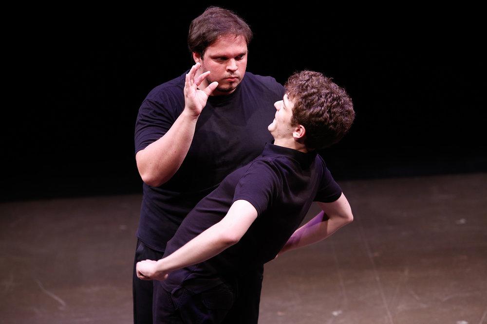 Invention of Theater (2016)    Otterbein Summer Theatre   Karl Kuntz , Photographer