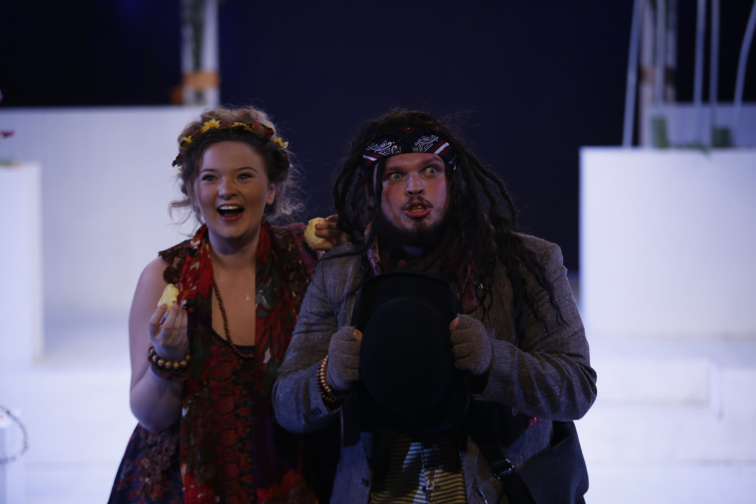 Verges in Much Ado About Nothing