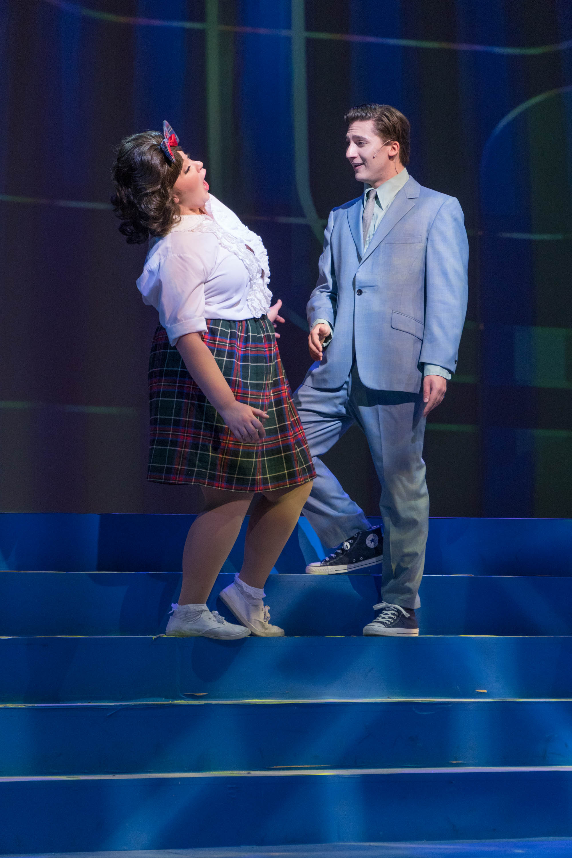 Tracy Turnblad in Hairspray