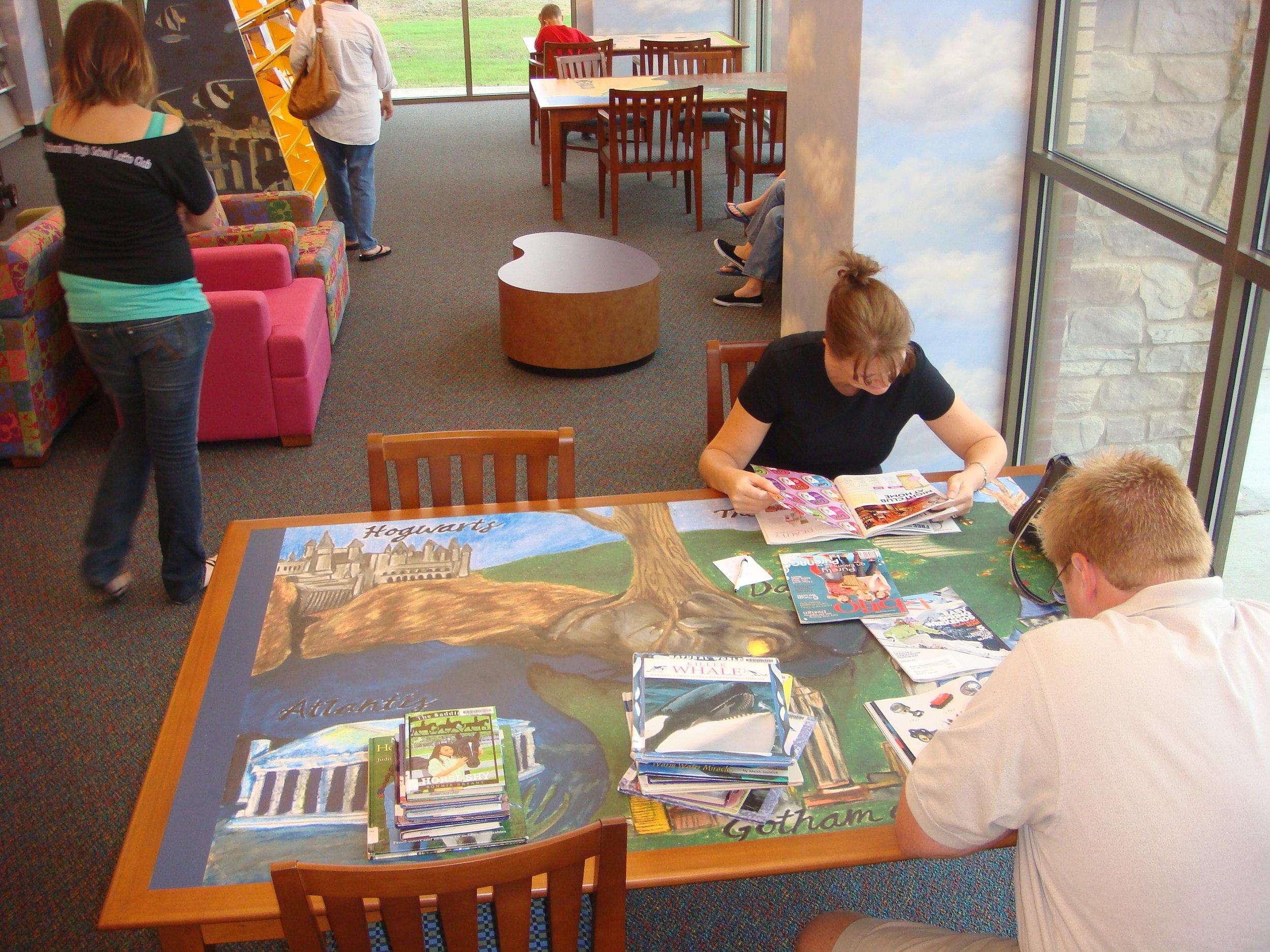 Rockwall Public Library, TX
