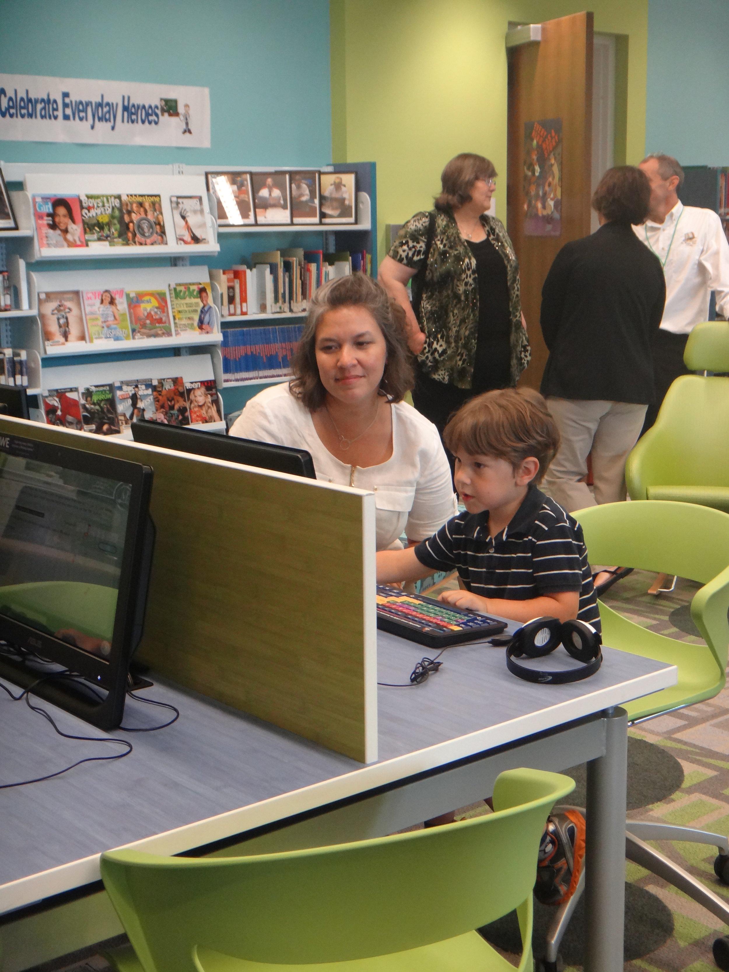 Breaux Bridge Public Library, LA