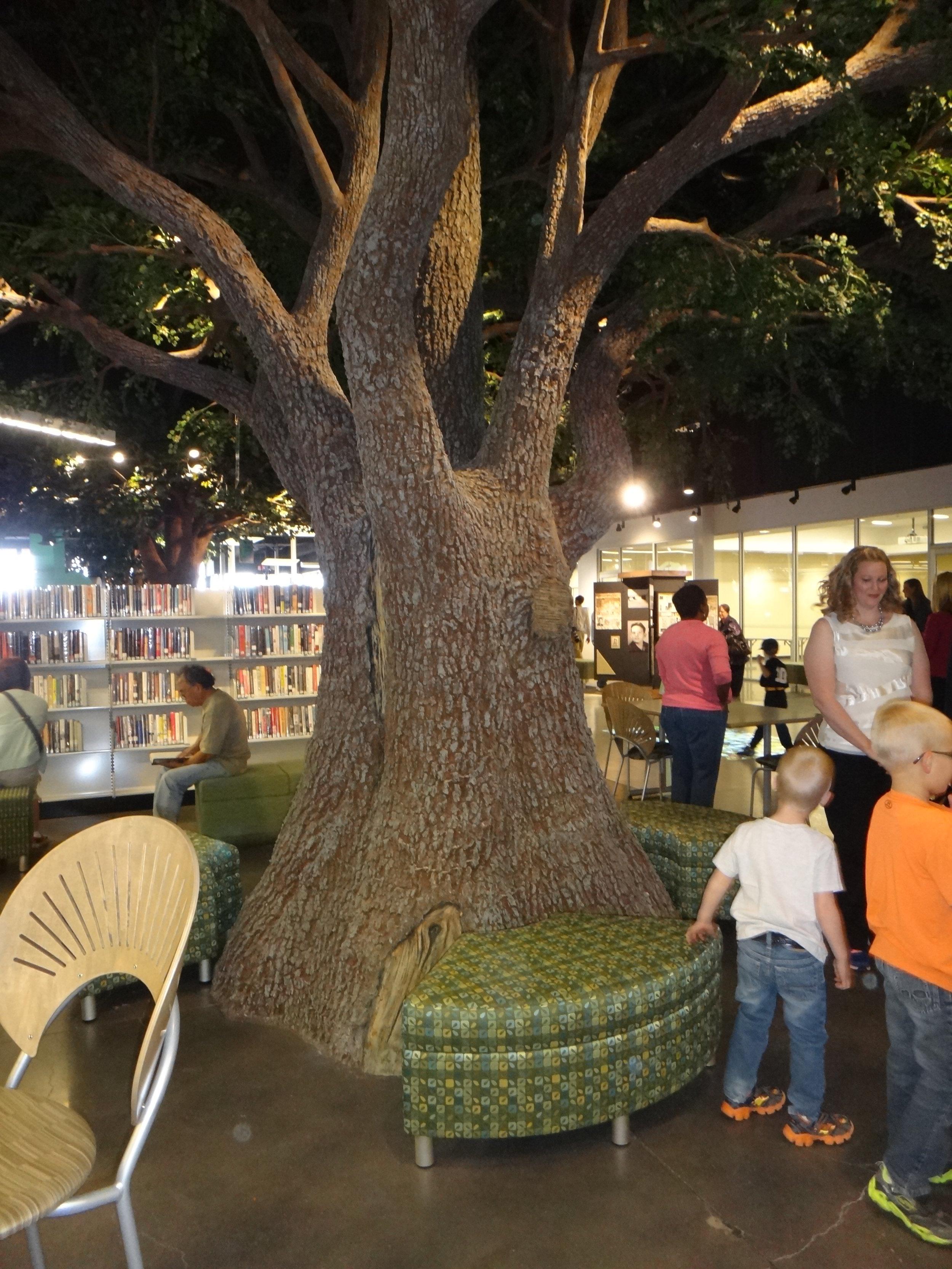 Midland Public Library, TX