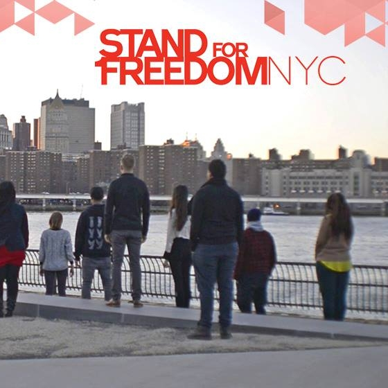 In partnership with the International Justice Mission's #Stand4Freedom campaign, Restore NYC produced  this video  for our #Stand4Freedom Spring Social: an event gathering together others who are passionate about ending trafficking, learn more about the issue, and learn how one can help end sex trafficking and restore the well-being and independence of the survivors Restore NYC works with in New York City.   One of the several volunteers to participate in video promo.