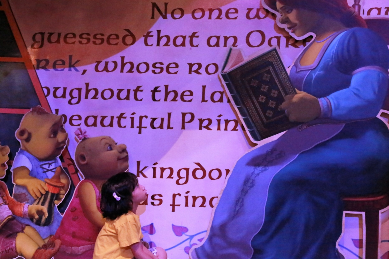 Story Time at Dream Play
