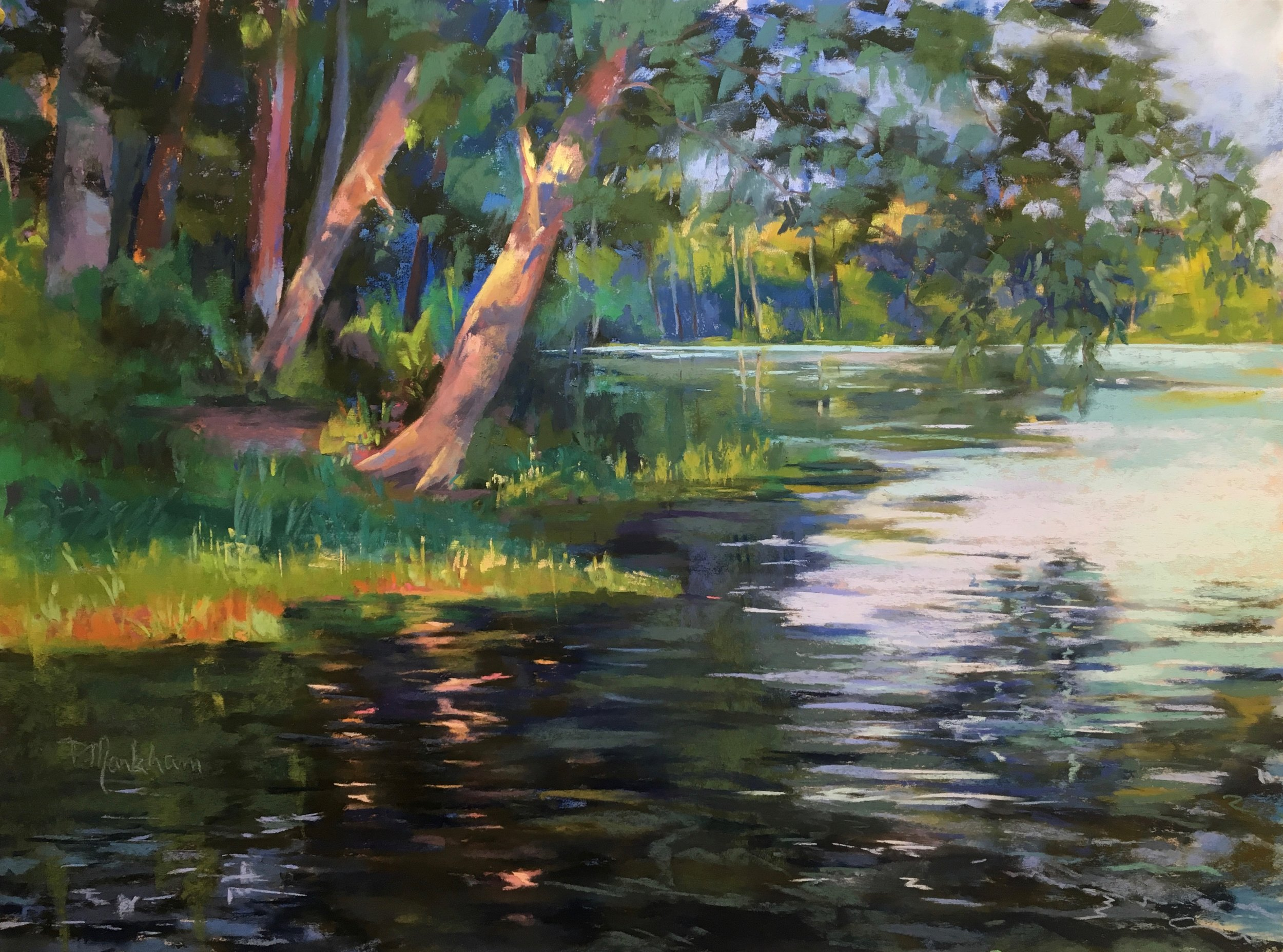State Lake, Summertime, Available