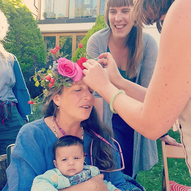 Doulas ♥️ we hold our Mumas as they transition into Motherhood. And I was held with such tender love by my Doula Sister's as I welcome my path of Walking the next steps in my journey as Changing Woman. I welcome this time. The journey is just as immense as birth. I am learning to surrender and sit in the unknown .To face all the fears and know that every step takes me towards the great mystery. 🌕✨🌑 #doulawisdom #doula #love #sisterhood #changingwoman #riteofpassage #grandmother #menopause #crowning #maga #midwoman #crone #bloodmysteries #wisewomanways #lifesgreatmysteries