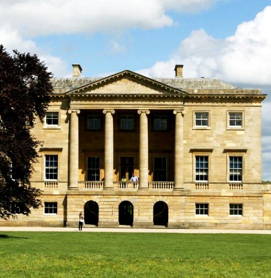 Basildon Park House and Grounds