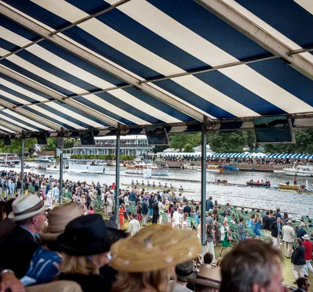 © HENLEY ROYAL REGATTA