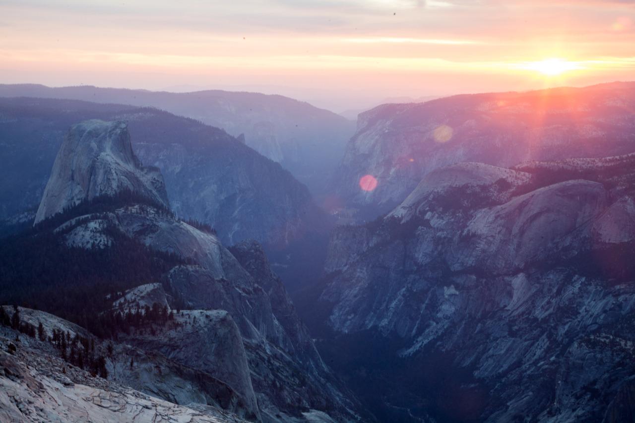 classy-jack :     Cloud's Rest, Yosemite CA