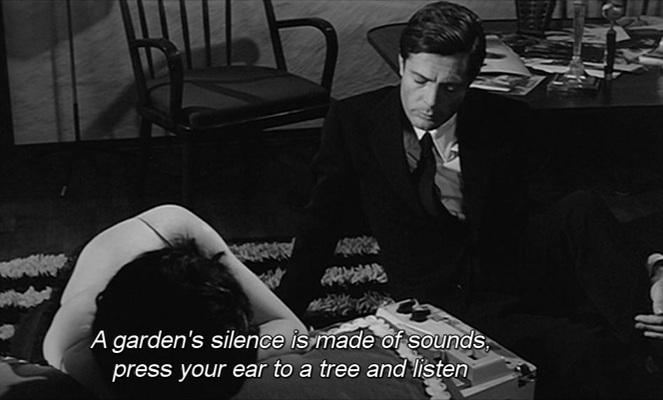heavenhillgirl :      La notte  (1961), Michelangelo Antonioni