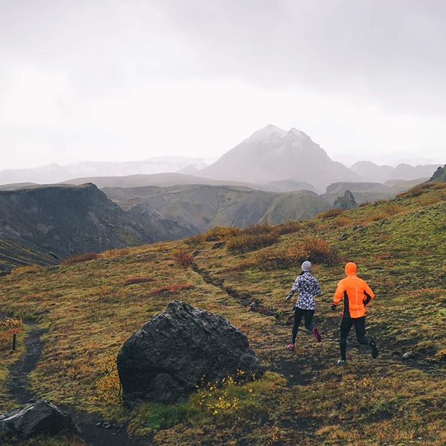 runnersclub :     It's a great big world and we believe running is the best way to see it.   Saucony