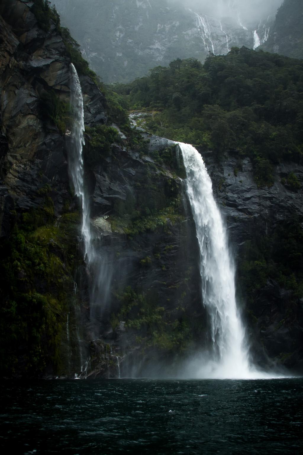 naturephilia :     Milford Sound, South Island, New Zealand.  Photo by  Janice McKenna .