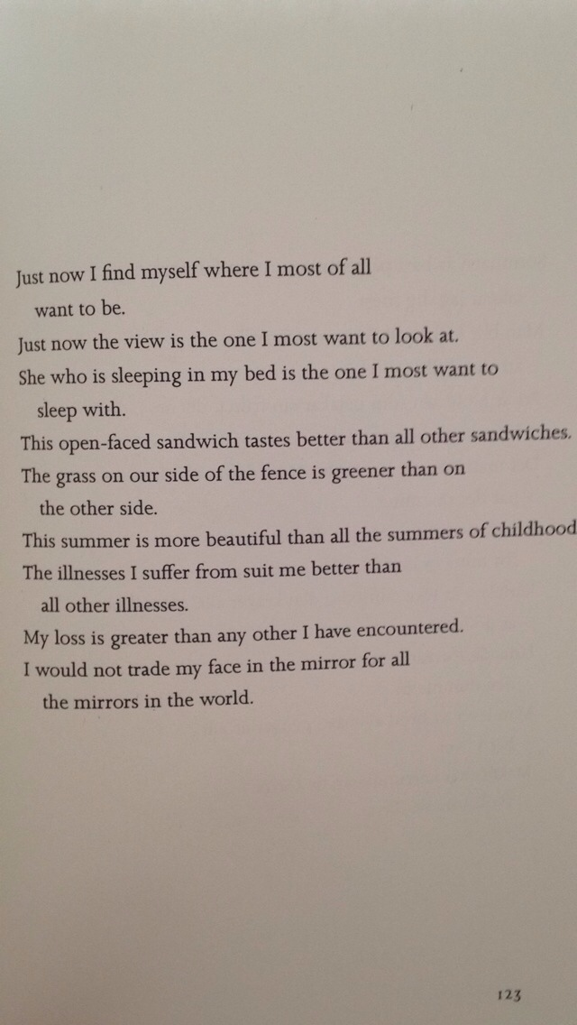 aloofshahbanou :     Claes Andersson, translated by Rika Lesser