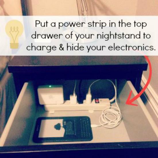 TinyHouseCottages hidden power strip.jpg