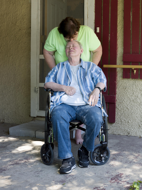 Debbie, 61, and Danny, 66, St. Joseph, MO, 2015