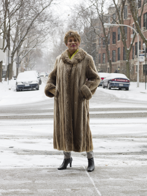 Gloria, 70, Chicago, IL, 2016
