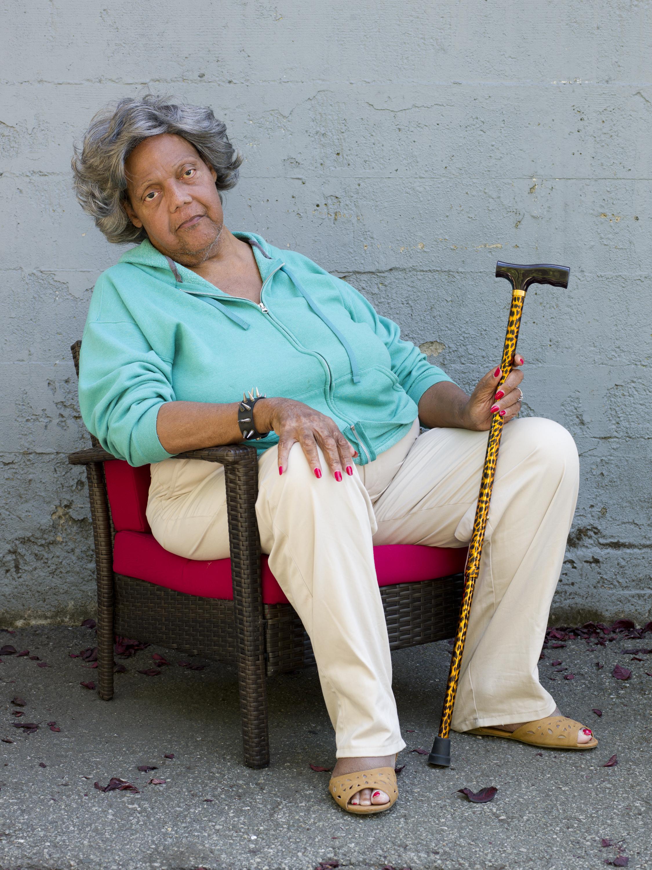 Miss Major, 74, Oakland, CA, 2015