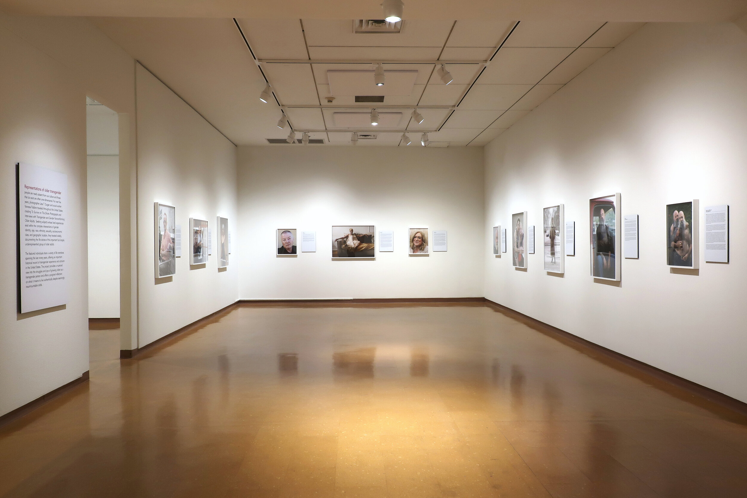 To Survive on This Shore , University of New Mexico Art Museum, 2019