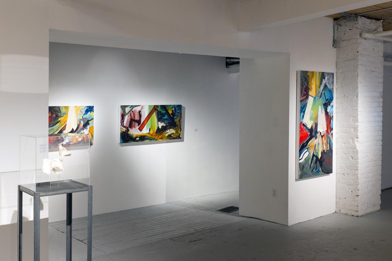 Paintings: Veronica Keith BFA '17