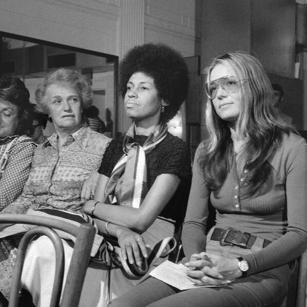 +the new york timesWhat I See: Gloria Steinem, Shoulder to Shoulder With Women of Color -