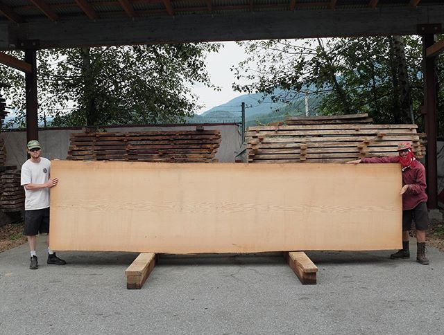 Check out our updated inventory on our website. Link in Bio. #vanurbantimber