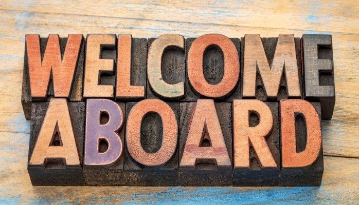Welcome Aboard, Dena Jones!