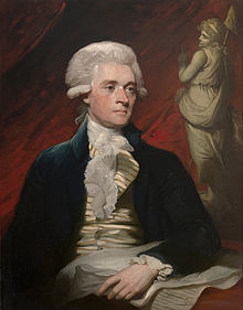Young Jefferson. Clearly full of vigor.