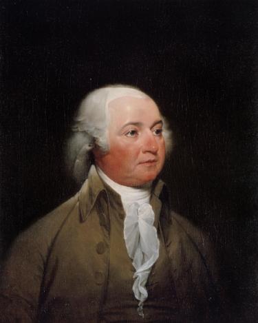 John Adams portrait by John Trumbull
