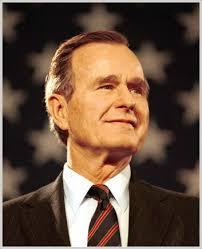 George H.W Bush (1924-2018)