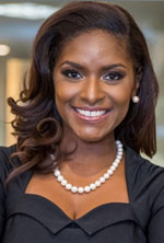 Panelist  Jehan Crump-Gibson, Managing Partner, Great Lakes Legal Group PLLC.