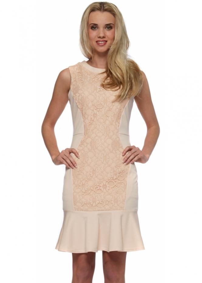 Briar Prestidge - office fashion peplum dress