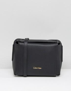 square handbag - Calvin Klein- ASOS - office style